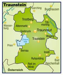 Traunstein Variante 8