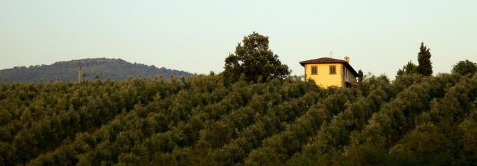 Antica casa nel Chianti