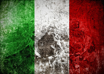 Italian flag - Bandiera Italiana