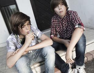 cigarette et adolescence