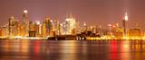 Fototapety New York City Skyline from New Jersey