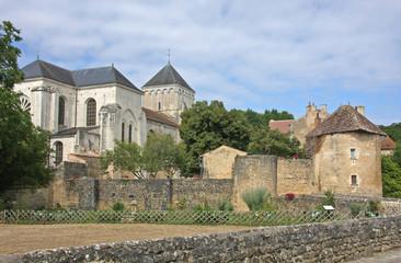 abbaye de Nouaillé-Maupertuis