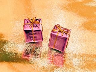 Cajas regalos de navidad