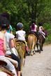 promenade en poney