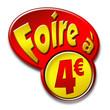 bouton foire 4€