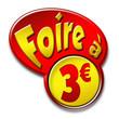 bouton foire 3€