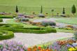 Pflegeleichter Garten mit Buchs und Kiesel