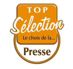 bouton top sélect presse