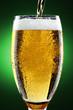 Постер, плакат: Glas Bier
