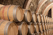 barriles de vino en la Ribera del Duero