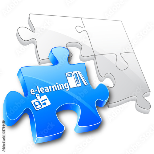 e-learning Puzzle