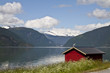 Norway scenery of Sognefjord