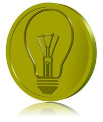 moneta lampadina