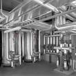 silos impianto industriale - 33792622
