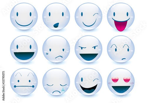 Icy smileys