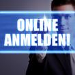 Online anmelden!