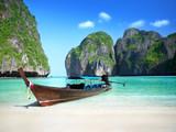 Fototapety Phi Phi island Maya bay