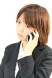Princess MAIKO Benicio / Business Suit with Smart Phone