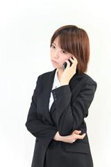Princess MAIKO Benicio / Business Suit with Smart Phone
