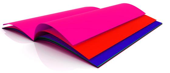 Colorful book