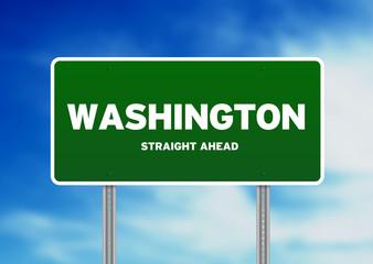 Washington Highway Sign