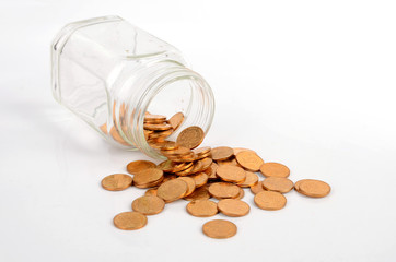A money jar