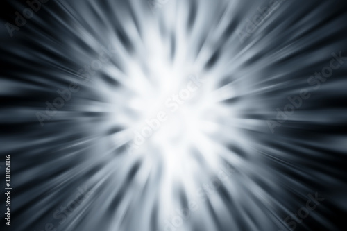 Blast of light