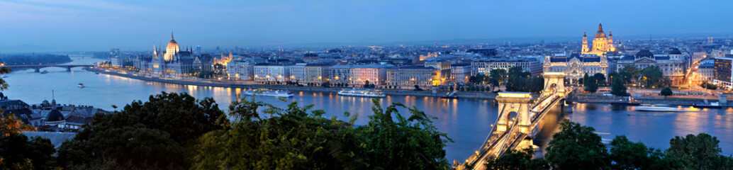 Budapest Panorama Night 2