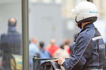 Vigile motociclista