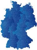 Deutschland und Landkreise