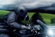 Fast Motorbike