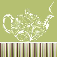 teapot Background II