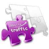 website Traffic Puzzle