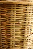 handcraft mexican cane basketry vegetal texture poster