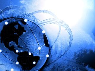 Conexión mundial, globalización