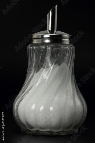 zucker im glas