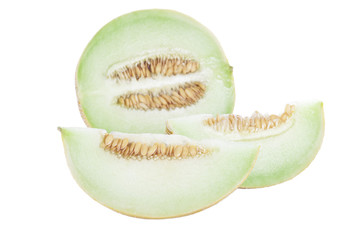 Slices of Honeydew