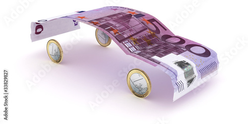 500-Euro-Car