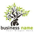 logo arbre/ zen