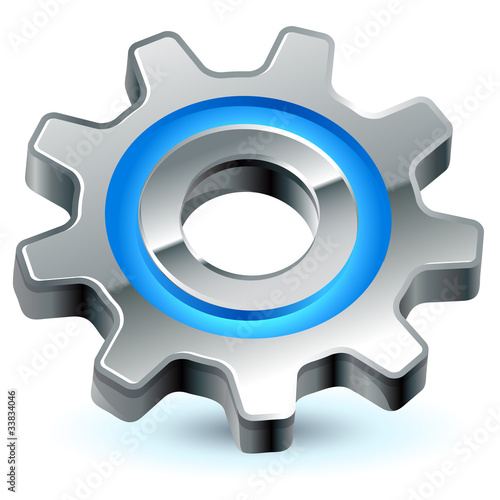 gear settings icon
