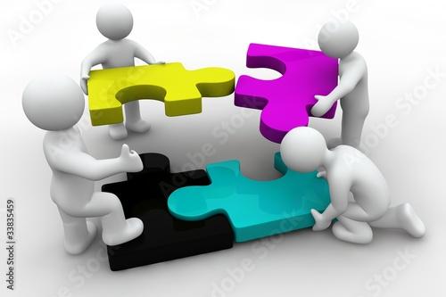 Zusammen sind wir erfolgreich