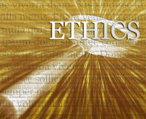 Ethics search illustration