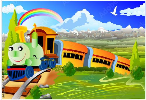 Trenino Arcobaleno