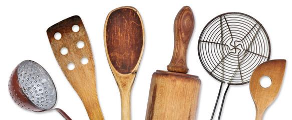 Omas Küchenutensilien, kitchen utensils