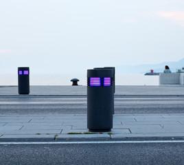 Strada, Trieste