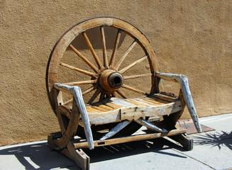 Bench western made