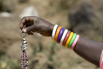 Masai ornaments