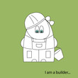 I am a builder white