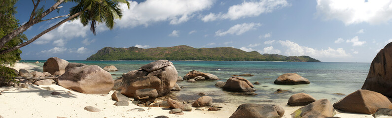 Beaches of the Seychelles