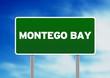 Montego Bay Highway Sign